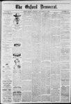 The Oxford Democrat: Vol. 47, No. 44 - November 09,1880