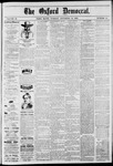 The Oxford Democrat: Vol. 47, No. 45 - November 16,1880