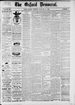 The Oxford Democrat: Vol. 48, No. 1 - January 11,1881