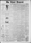 The Oxford Democrat: Vol. 48, No. 2 - January 18,1881