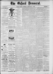 The Oxford Democrat: Vol. 48, No. 4 - February 01,1881