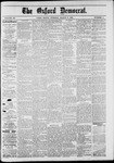 The Oxford Democrat: Vol. 48, No. 9 - March 08,1881