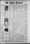The Oxford Democrat: Vol. 48, No. 25 - June 28,1881