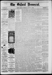 The Oxford Democrat: Vol. 48, No. 31 - August 09,1881