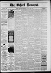 The Oxford Democrat: Vol. 48, No. 34 - August 30,1881