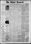 The Oxford Democrat: Vol. 48, No. 36 - September 13,1881