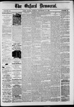 The Oxford Democrat: Vol. 48, No. 37 - September 20,1881
