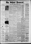 The Oxford Democrat: Vol. 48, No. 39 - October 04,1881