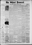 The Oxford Democrat: Vol. 48, No. 41 - October 18,1881