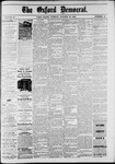 The Oxford Democrat: Vol. 48, No. 42 - October 25,1881