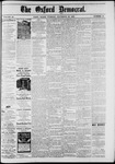 The Oxford Democrat: Vol. 48, No. 47 - November 29,1881