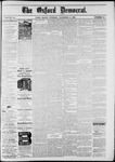 The Oxford Democrat: Vol. 48, No. 48 - December 06,1881