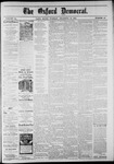 The Oxford Democrat: Vol. 48, No. 49 - December 13,1881