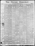 The Oxford Democrat: Vol. 77, No. 43 - October 25,1910