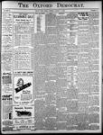The Oxford Democrat: Vol. 87, No. 33 August 17,1920