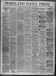 Portland Daily Press: June 24,1862
