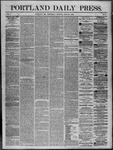 Portland Daily Press: June 25,1862