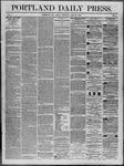 Portland Daily Press: June 27,1862