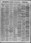 Portland Daily Press: June 28,1862