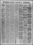 Portland Daily Press: July 01,1862