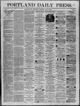 Portland Daily Press: July 02,1862
