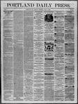Portland Daily Press: July 07,1862