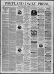 Portland Daily Press: July 11,1862