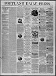Portland Daily Press: July 14,1862