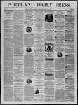 Portland Daily Press: July 16,1862