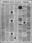 Portland Daily Press: July 17,1862