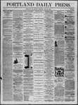 Portland Daily Press: July 21,1862