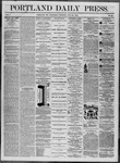 Portland Daily Press: July 23,1862