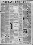 Portland Daily Press: July 24,1862