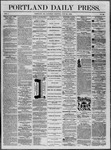 Portland Daily Press: July 26,1862
