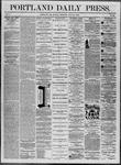 Portland Daily Press: July 28,1862