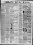 Portland Daily Press: July 30,1862