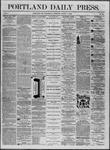 Portland Daily Press: August 01,1862