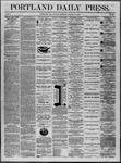 Portland Daily Press: August 05,1862