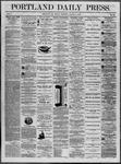 Portland Daily Press: August 08,1862