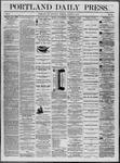 Portland Daily Press: August 09,1862