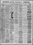 Portland Daily Press: August 13,1862