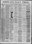 Portland Daily Press: August 15,1862
