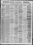 Portland Daily Press: August 19,1862