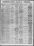 Portland Daily Press: August 22,1862