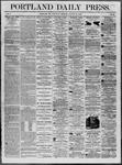 Portland Daily Press: August 23,1862
