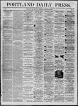 Portland Daily Press: August 26,1862