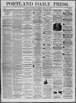 Portland Daily Press: August 28,1862