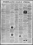 Portland Daily Press: August 30,1862