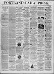Portland Daily Press: September 01,1862