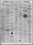 Portland Daily Press: September 03,1862